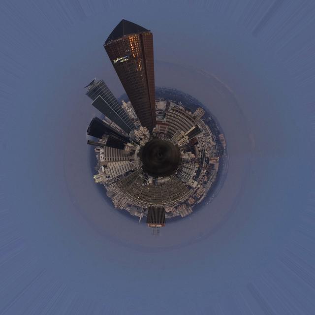 Part-Dieu - Mini planète
