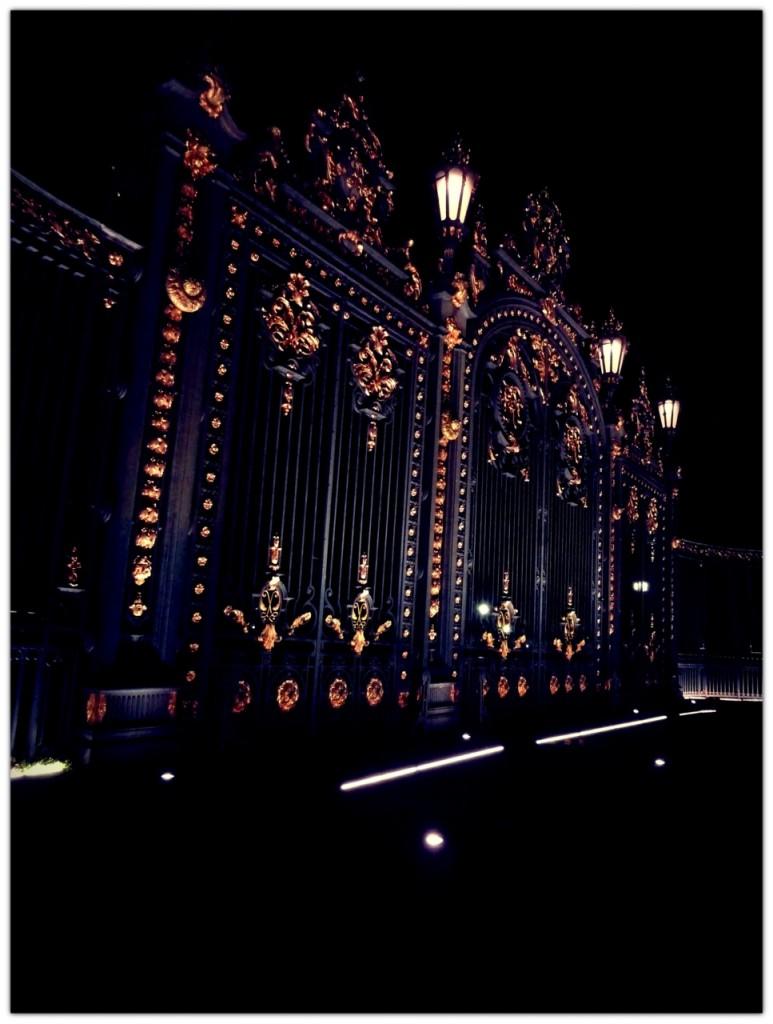 parc tete d'or la nuit lyon