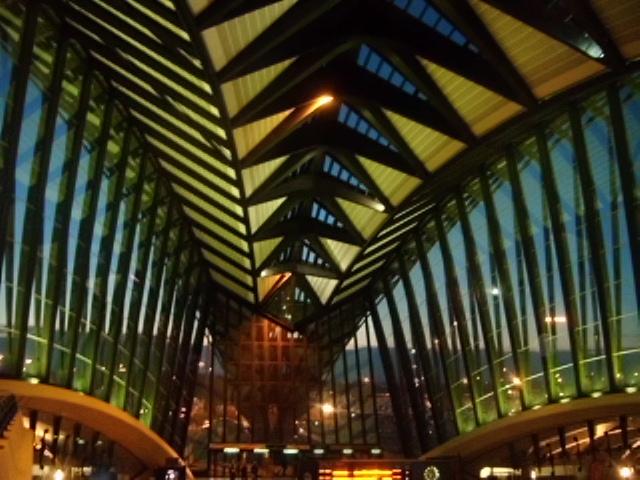 airport Saint-Exupery lyon