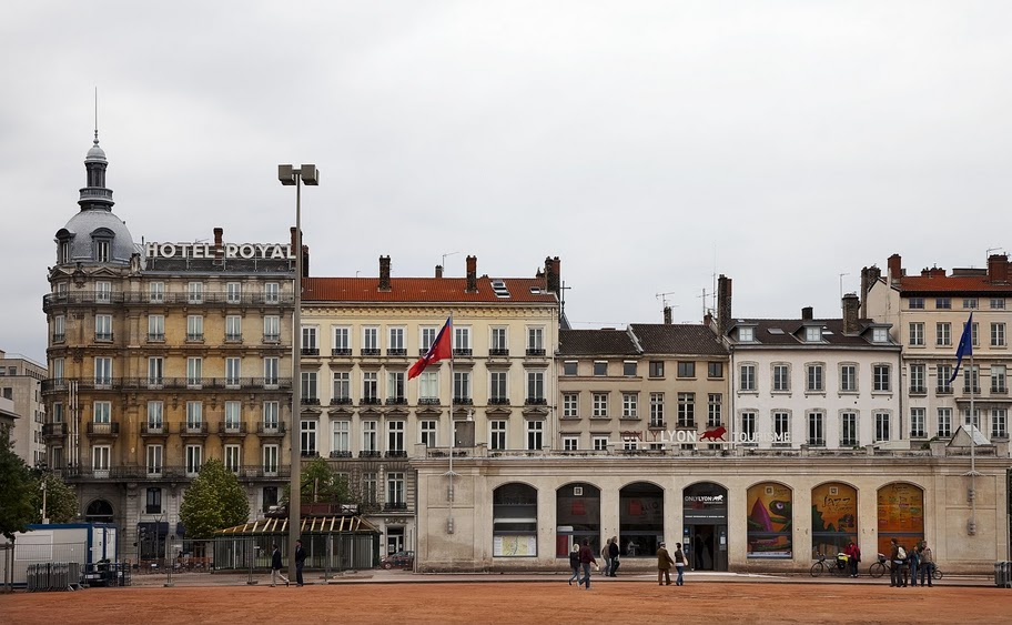 photo place bellecour lyon