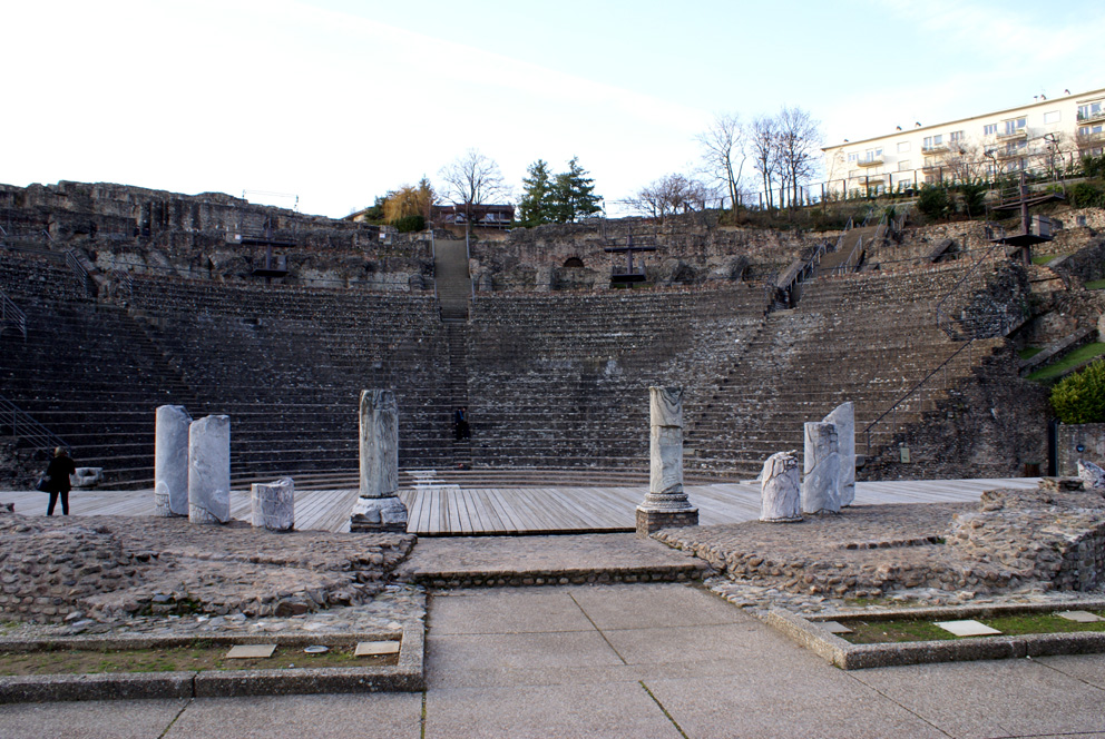 Théâtre Romain lyon