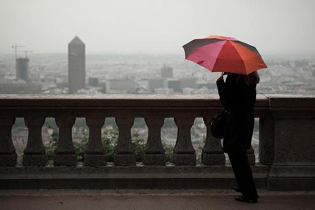 pluie fourviere