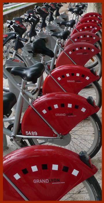 Vélov Lyon