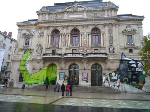 theatre célestins lyon