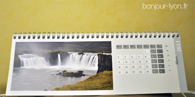 calendrier pixum islande