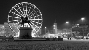 grande roue place bellecour lyon
