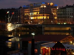 Lyon Centre - Berges du Rhône