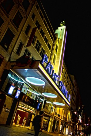 cinema pathé lyon
