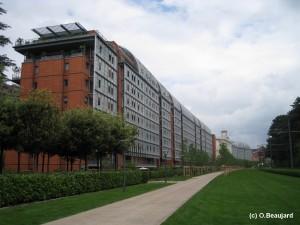 Lyon cité internationale