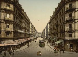 rue republique lyon ancienne