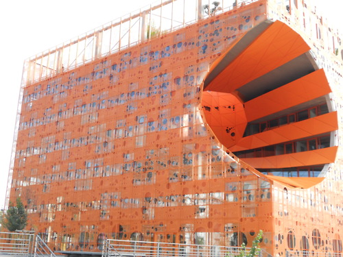cube orange confluence lyon