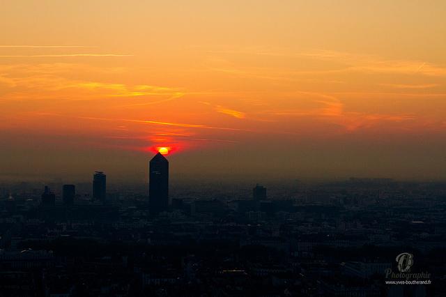 lever soleil lyon