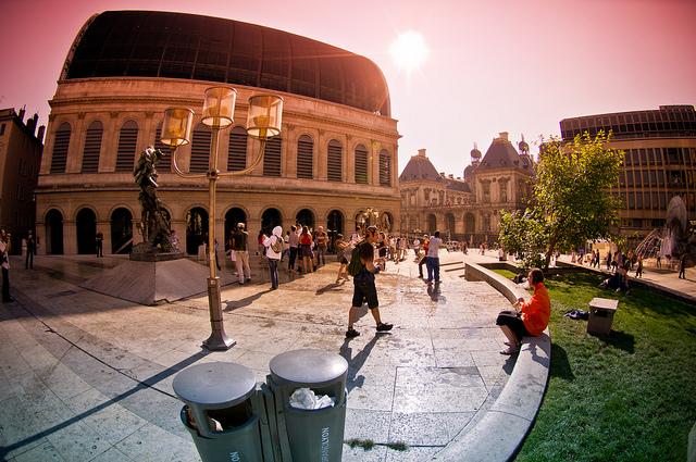 Place Louis Pradel Lyon