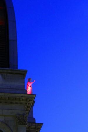Photo des muses de l'Opéra lyon