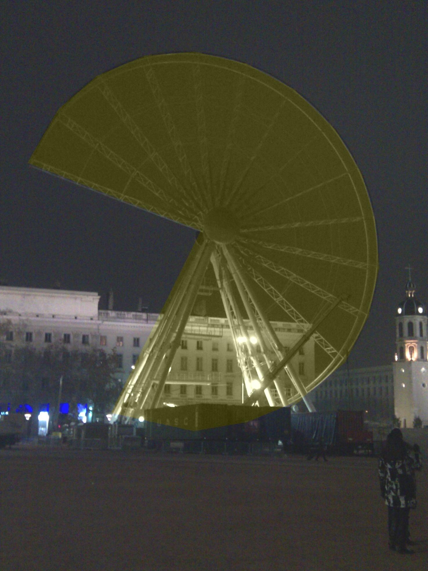 grande roue bellecour Lyon