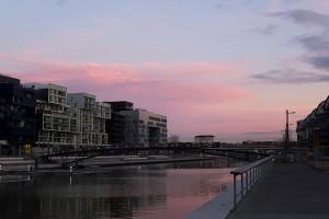 lyon marina confluence saone