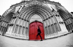 cathédrale st jean lyon