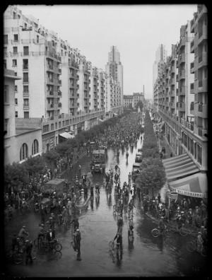 villeurbanne gratte ciel années 30