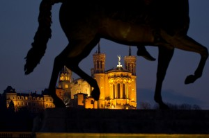 fourviere cheval bellecour