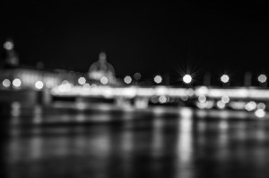 quai rhone nuit lyon