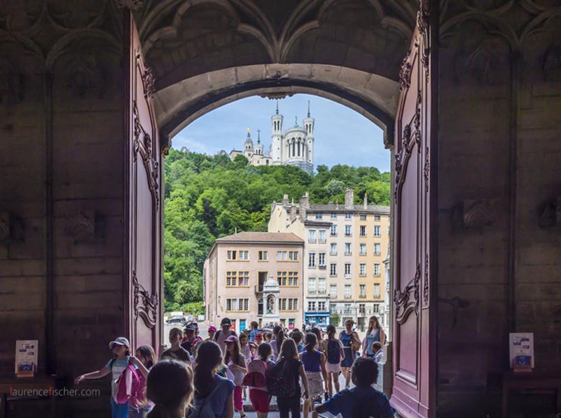 cathédrale st jean vieux lyon fourviere