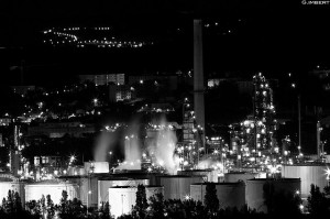 raffinerie Feyzin petrole