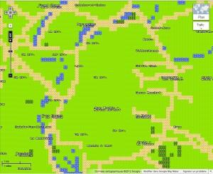 Image Lyon 8 bits