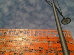 cube orange confluence lyon