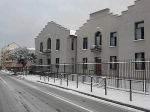 Rize Villeurbanne neige